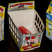 Swell - Philadelphia Chewing Gum - Goofy Groceries shopping cart display box - Late 70's Early 80's
