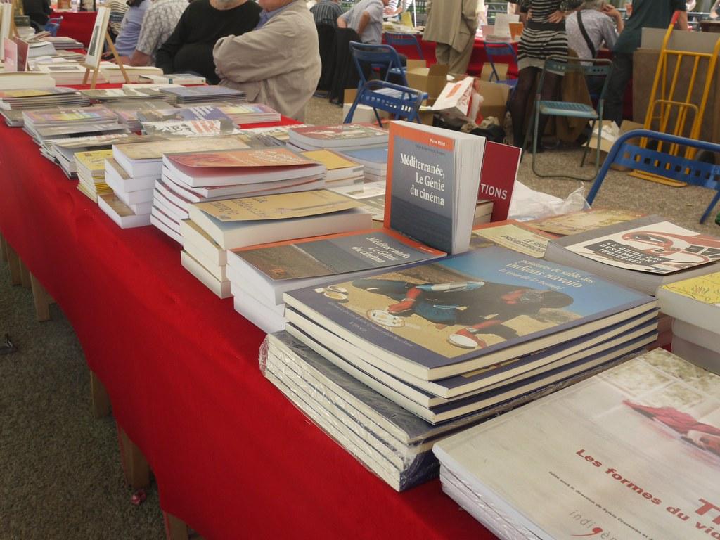 related image - Comédie du Livre 2010 - Vue d'ensemble - P1380837