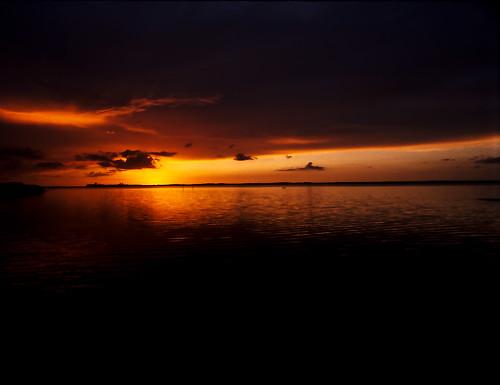 sunset film analog everglades kodachrome evergladesnationalpark pkr keylargodiverflickrcom