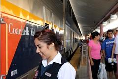 Amtrak Girl