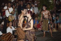 Dancers at Solo International Performing Arts, Java