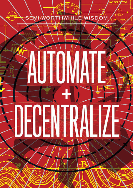 Automate + Decentralize   Flickr - Photo Sharing!