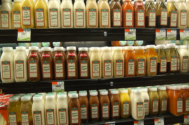 A Rainbow of Choices: Measuring Color Perception of Sauces and Dressings