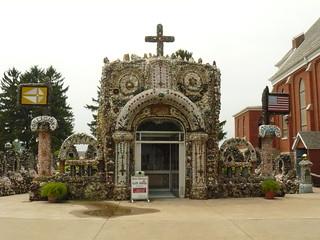 grotto, dickeyville