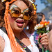 DSC02902 - Drag Queen with Flowers - Holy McGrail