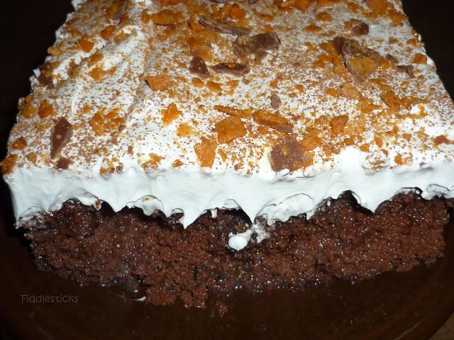 Butterfinger Cake Flickr Photo Sharing