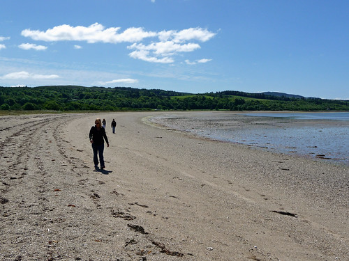 Trail to Clan Ewan Castle, West of Scotland