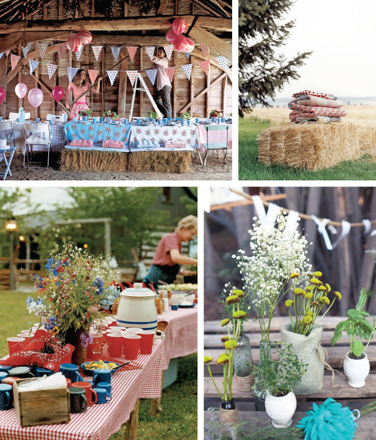 toodleson rustic party decor
