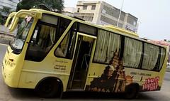 Tamil Nadu Tourism's Hop-on-hop-off