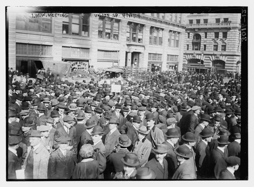 I.W.W. Meeting -- Union Sq., 4/11/14  (LOC)