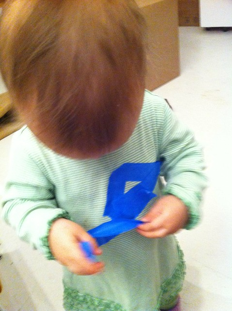Today's Toy: Painter's Tape