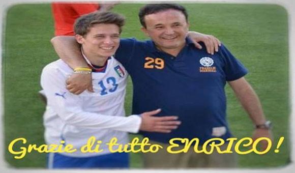 Peroni lascia la Virtus Verona, grazie di tutto Enrico!