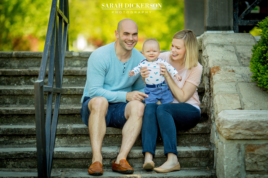 Kansas City family portraits