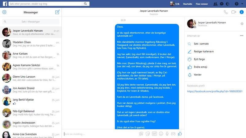 facebook løvenbalk 2