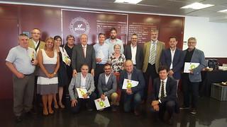 Dijous, 6 de juliol, el president de PIMEC es va trobar amb 20 empresaris que ja fa més de 20 anys que són socis de PIMEC.