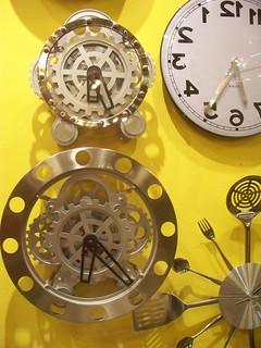 weird clocks