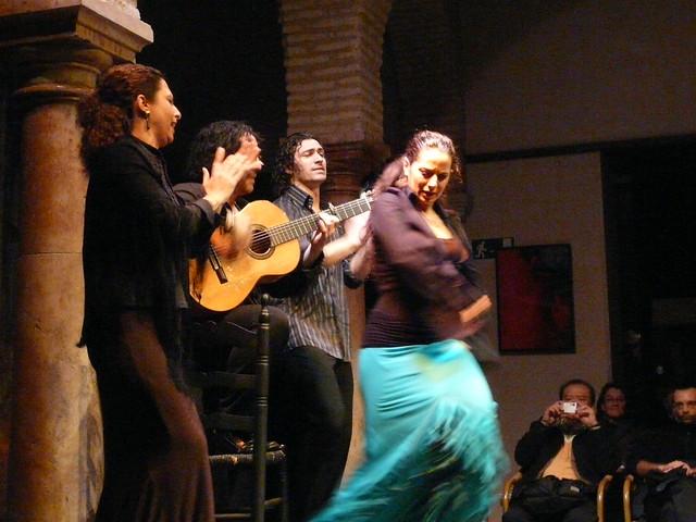 Sevilla Flamencomuseum Hoyos