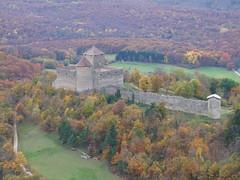 Ain - Château des Allymes - Bugey