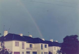 Ossulton Way rainbow 1975
