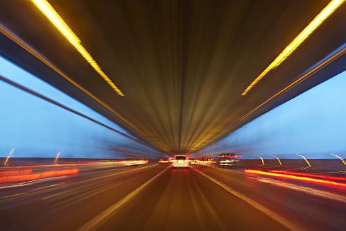 Speed! - San Francisco - Oakland Bay Bridge