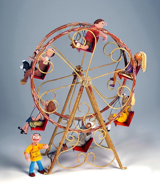 Ferris Wheel Arts And Crafts