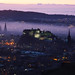 Hazy Twilight over Edinburgh by SMHutch Photography