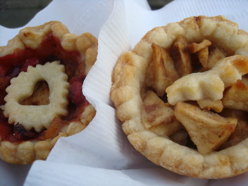 Mini Empire Bakery pies