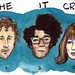IT CROWD fan art by davidlasky