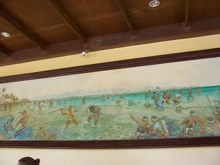 Lapu Lapu - Philippines Mural