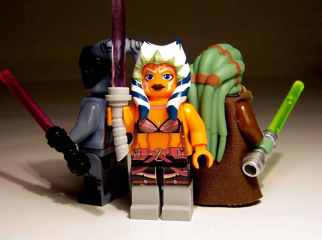 Lego Star Wars Minifigures 1 A Gallery On Flickr