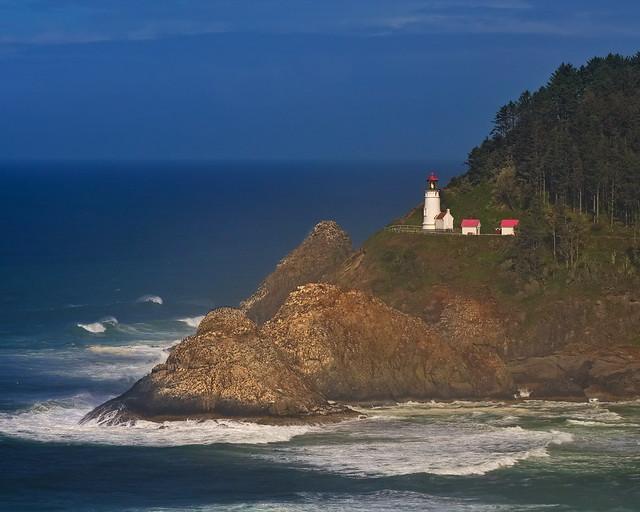 A Spotlight on Oregon's Wild Coast