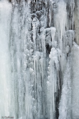 winter, ice, formation, monochrome photography, icicle, monochrome, black-and-white, freezing,