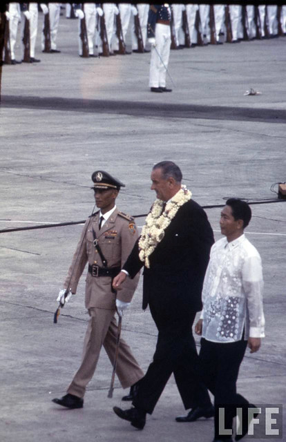 Manila Summit Conference 24 Oct 1966 (1)