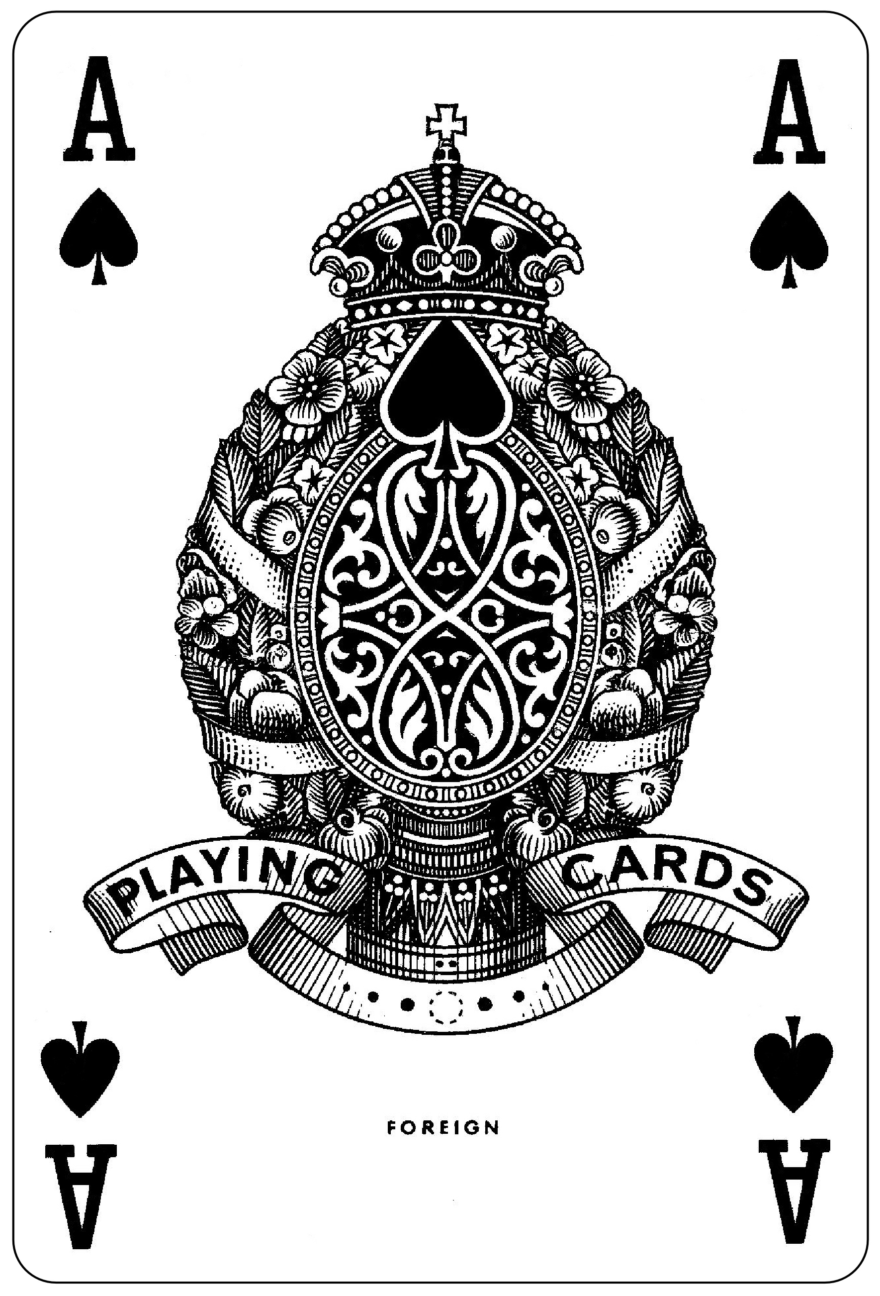 1000 images about ace of spades on pinterest ace of spades playing cards and skulls. Black Bedroom Furniture Sets. Home Design Ideas