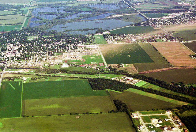 Plainfield IL Tornado Track 04