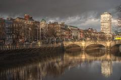 Liffey River / Dublin