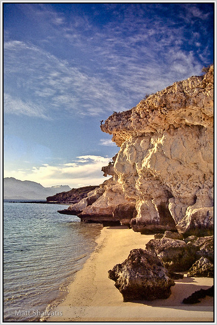 Your own Secluded Beach, Baja