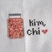 Kim Chi Cross Stitch  by sara ~~ thesplitstitch