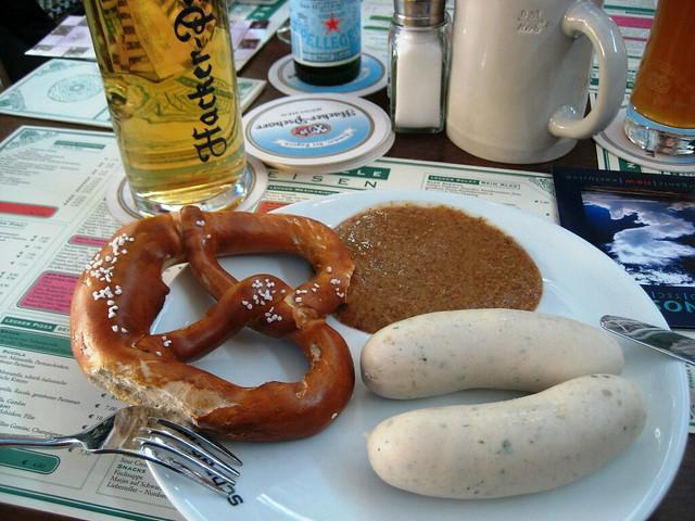 Munich Weisswurst Feb08
