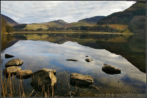 LOWESWATER, LAKE DISTRICT, ENGLAND.