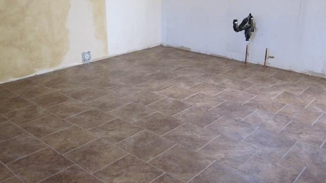 Trafficmaster Ceramica Flooring : Trafficmaster vinyl tiles