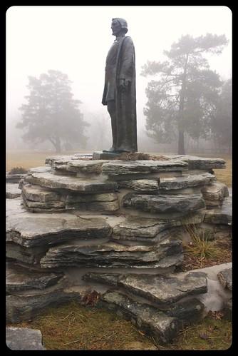 Jean Nicolet Statue