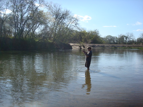 Colorado river east of austin fly fishing texas for Fly fishing austin texas