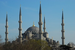 Blue mosque (Sultanahmet Camii)