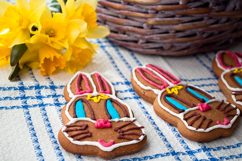 Honey Rye Easter Bunnies | Flickr - Photo Sharing!