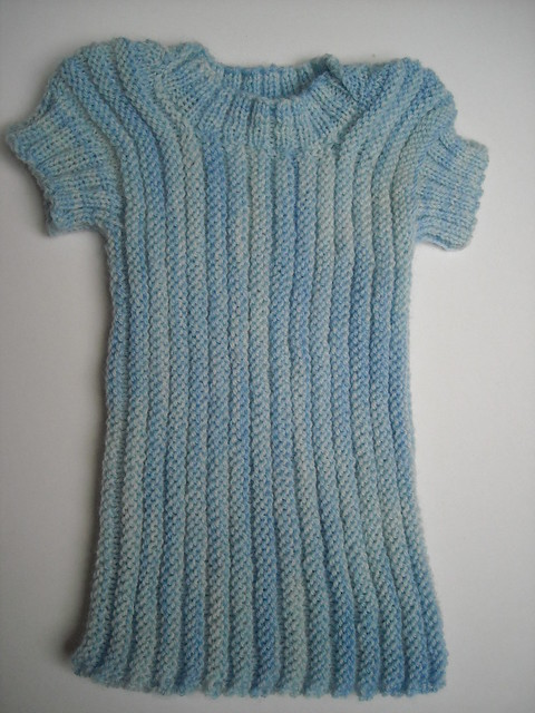 Knitting Pattern Baby Singlet : Sideways Baby Singlet Knitted from Touch machine washable ? Flickr - Phot...