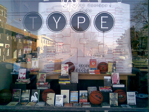 March Madness Window