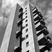 john hejduk, berlin tower, social housing 1988 by seier+seier