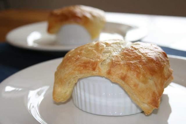 Individual Chicken Pot Pies | Flickr - Photo Sharing!