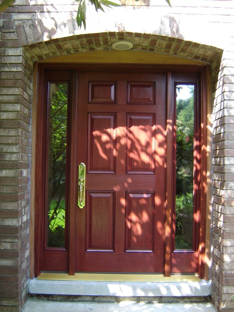 Bloomfield Construction - Classic Craft Door